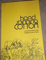 Hand Spinning Cotton Book